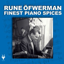 Rune Ofwerman - Finest Piano Spices (CD/DVD)