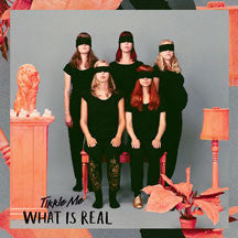 Tikkle Me - What Is Real (CD)