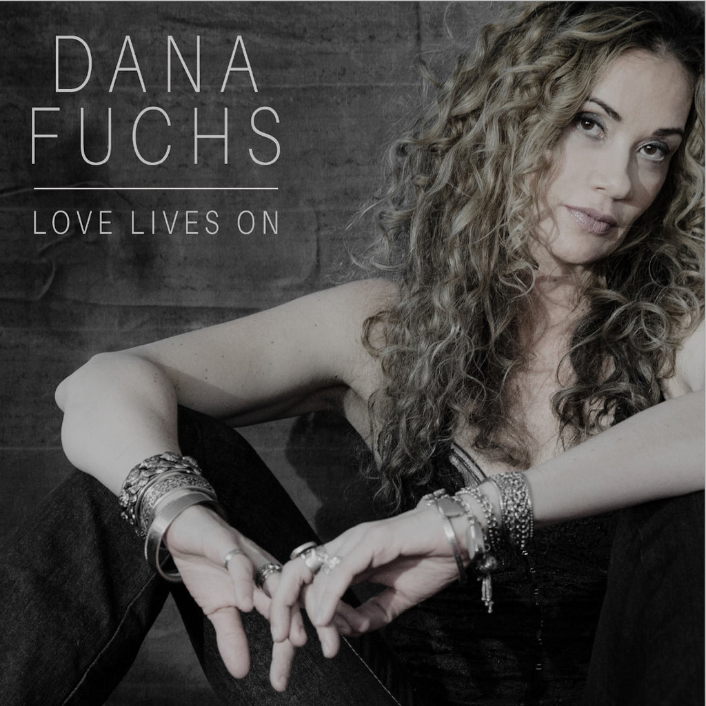Dana Fuchs - Love Lives On (VINYL ALBUM)