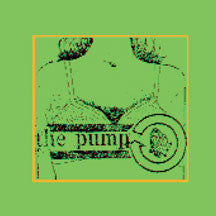 Nocturnal Emissions - Presents The Pump (CD)