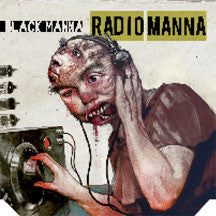 Black Manna - Radio Manna (CD)