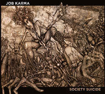 Job Karma - Society Suicide (CD)