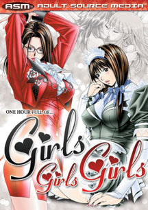 Girls Girls Girls (DVD)