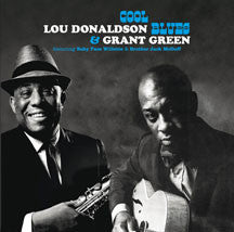Donaldson, Lou & Green, Grant - Cool Blues + 5 Bonus Tracks (CD)