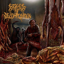 Stages Of Decomposition - Piles Of Rotting Flesh (CD)