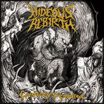 Hideous Rebirth - Completely Devoured (CD)