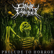 Cranial Engorgement - Prelude To Horror (CD)
