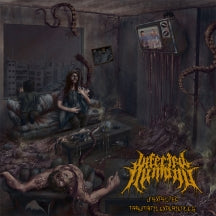 Infected Humans - Unexpected Traumatic Experiences (CD)