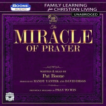 Pat Boone - The Miracle Of Prayer (CD)