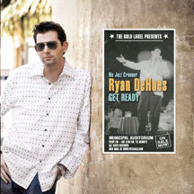 Ryan Dehues - Get Ready (CD)