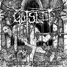 Gutslit - Skewered In The Sewer (CD)