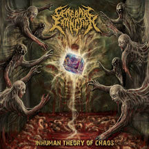 Cerebral Extinction - Inhuman Theory Of Chaos (CD)