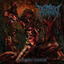 Decimated Humans - To Provoke Genocide (CD)