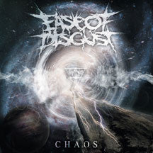 Ease Of Disgust - Chaos (CD)