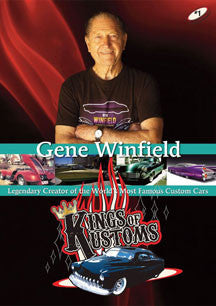 Gene Winfield - Kings Of Kustoms (DVD)
