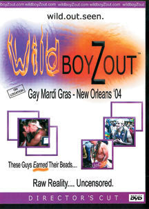 Wild Boyz Out: Gay Mardi Gras (DVD)