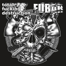 Total Fucking Destruction/Fubar - Split (VINYL 7 INCH)