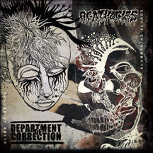 Department Of Correction / Agathocles - Split (VINYL ALBUM)