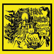 Think Twice - National Sacrifice Zone (VINYL ALBUM)