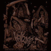Hellcore - Destruction Of The World (CD)