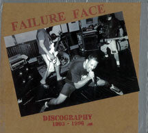 Failure Face - '93-'96 Discography (VINYL ALBUM)