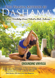 Dashama Konah Gordon - The Prasha Method Grounding Vinyasa (DVD)