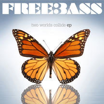 Freebass - Two Worlds Collide (CD)