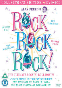 Rock Rock Rock! Collectors Edition [DVD + 2 CD] (DVD/CD)