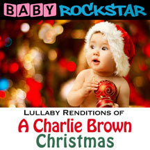 Baby Rockstar - Charlie Brown Christmas: Lullaby Renditions (CD)