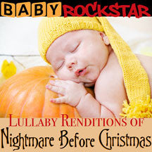 Baby Rockstar - Lullaby Renditions Of The Nightmare Before Christmas (CD)