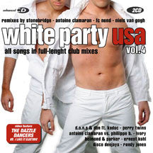 White Party USA Vol. 4 (CD)