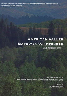 American Values, American Wilderness (DVD)