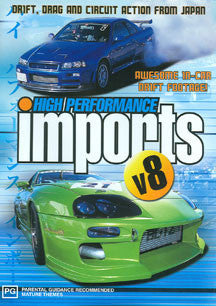 High Performance Imports V8 (DVD)