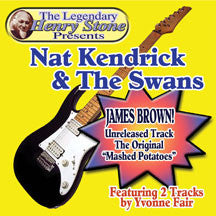 Nat Kendrick And The Swans (aka The James Brown Band) - Self Titled (CD)