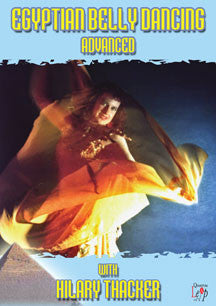 Egyptian Belly Dancing Advanced (DVD)
