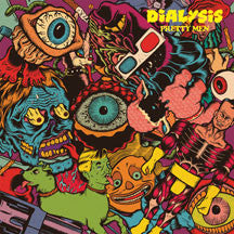 Dialysis - Pretty Men (VINYL ALBUM)