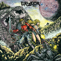 Grizzlor - Destructoid (CD)