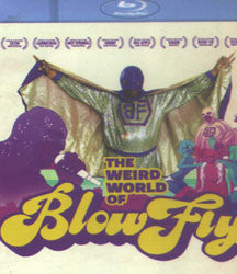 Blowfly - Weird World (BLU-RAY)