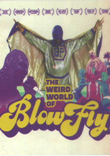 Blowfly - Weird World (DVD)