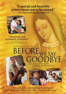 Before We Say Goodbye (DVD)