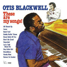 Otis Blackwell - These Are My Songs! (CD)