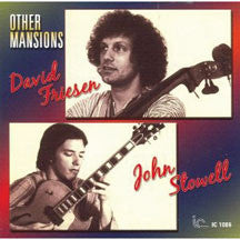 Friesen, David/stowell, John - Other Mansions (CD)
