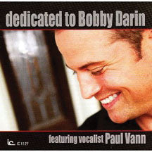 Paul Vann - Dedicated To Bobby Darin (CD)