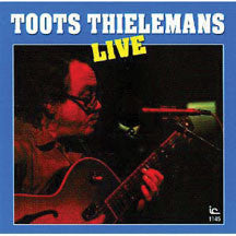 Toots Thielemans - Live (CD)