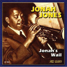 Jonah Jones - Jonah's Wail (CD)