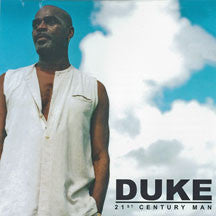Duke - 21st Century Man (CD)