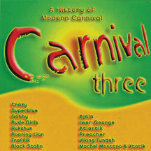 Carnival Three (CD)