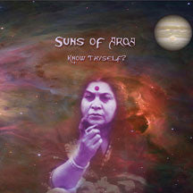 Suns Of Arqa - Know Thyself (CD)