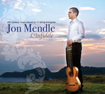 Jon Mendle - L'infidele (CD)