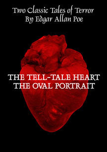 The Tell-Tale Heart/The Oval Portrait Double Feature (DVD)
